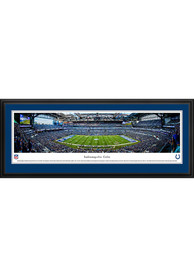 Indianapolis Colts 50 Yard Line Deluxe Framed Posters