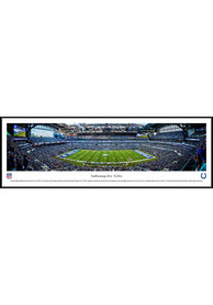 Indianapolis Colts 50 Yard Line Standard Framed Posters