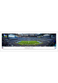 Indianapolis Colts 50 Yard Line Unframed Unframed Poster