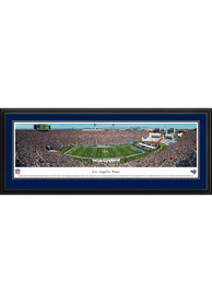 Los Angeles Rams 1st Game in L.A. Deluxe Framed Posters