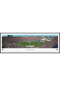 Los Angeles Rams 1st Game in L.A. Standard Framed Posters