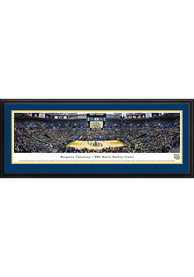 Marquette Golden Eagles Basketball Deluxe Framed Posters