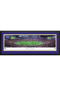 Minnesota Vikings 1st Game at US Bank Stadium Deluxe Framed Posters