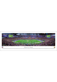 Minnesota Vikings 1st Game at US Bank Stadium Unframed Unframed Poster