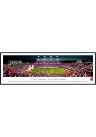 NC State Wolfpack Football Night Game Standard Framed Posters