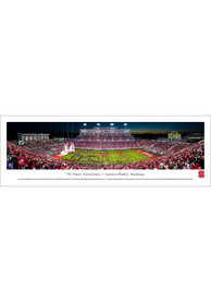 NC State Wolfpack Football Night Game Unframed Unframed Poster