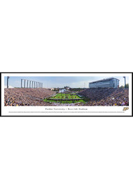 Purdue Boilermakers End Zone Standard Framed Posters