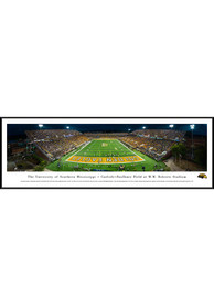 Southern Mississippi Golden Eagles Football Standard Framed Posters