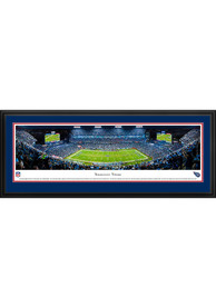 Tennessee Titans Football Night Game Deluxe Framed Posters