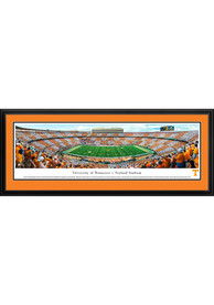 Tennessee Volunteers Football Checkerboard Deluxe Framed Posters