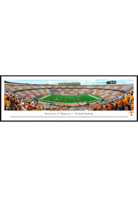 Tennessee Volunteers Football Checkerboard Standard Framed Posters