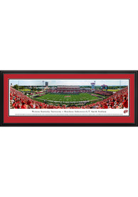 Western Kentucky Hilltoppers Football Deluxe Framed Posters
