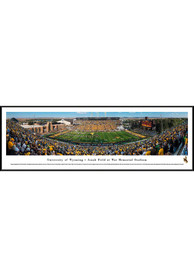 Wyoming Cowboys Football Standard Framed Posters