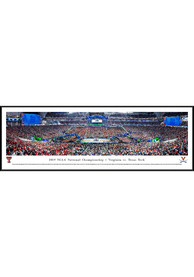 Virginia Cavaliers 2019 NCAA National Championship Tip-Off Standard Framed Posters