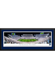 Penn State Nittany Lions White Out Beaver Stadium Deluxe Framed Posters