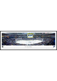 St Louis Blues Hockey Arena Standard Framed Posters