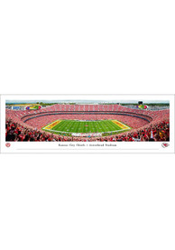 Kansas City Chiefs Arrowhead Stadium Tubed Unframed Poster