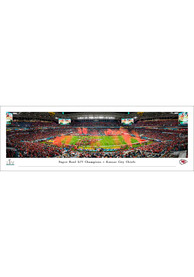 Kansas City Chiefs Super Bowl LIV Champions Tubed Unframed Poster