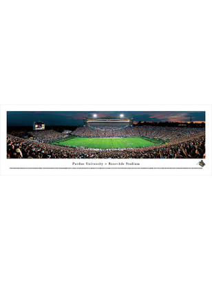 Purdue Boilermakers Ross-Ade Stadium Tubed Unframed Poster