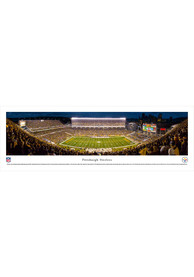 Pittsburgh Steelers Heinz Field Stadium At Night Tubed Unframed Poster