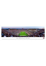 Texas A&M Aggies Kyle Field Endzone Tubed Unframed Poster