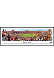 Red River Rivalry 50 Yard Line Standard Framed Posters