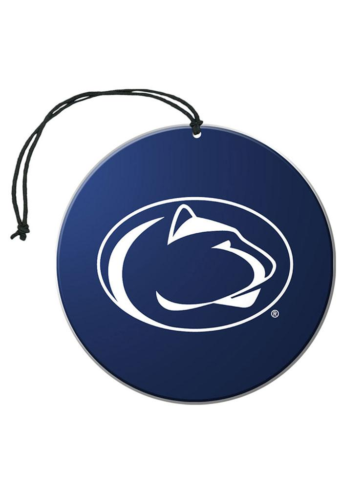 Penn State Nittany Lions 3 Pack Auto Air Fresheners - Blue - Image 1