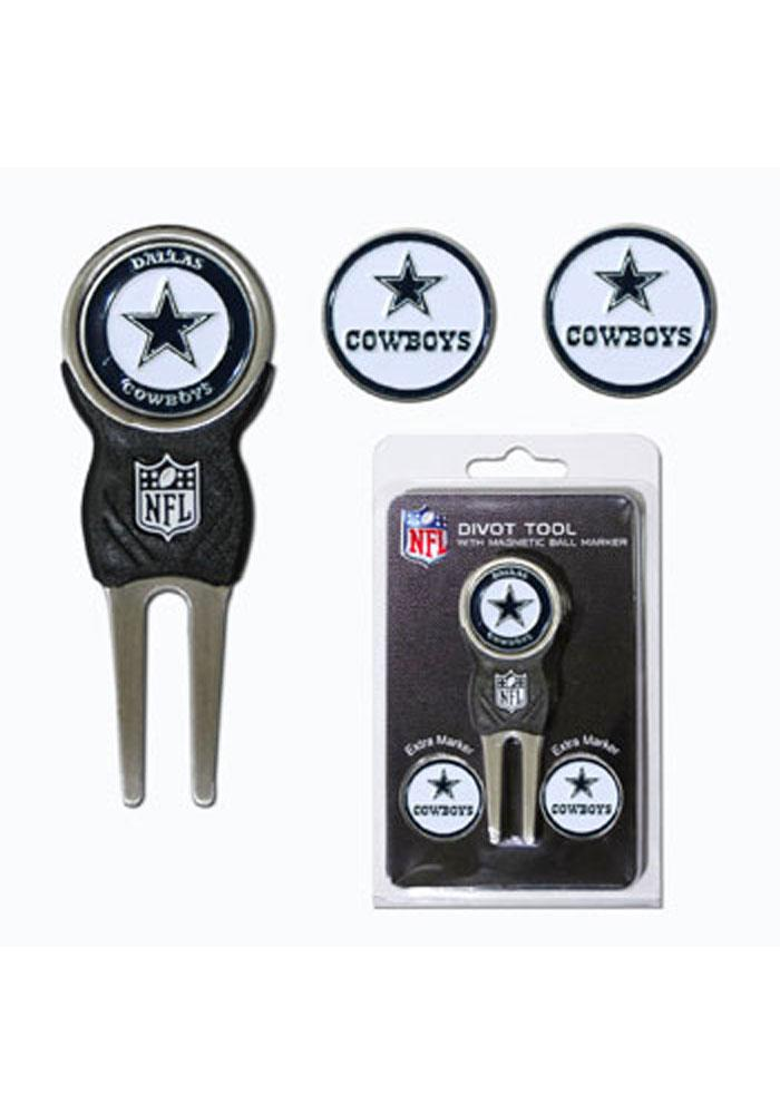Dallas Cowboys Combo Pack Divot Tool - Image 1
