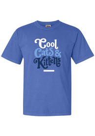 Kentucky Women's Flo Blue Cool Cats & Kittens Short Sleeve T-Shirt