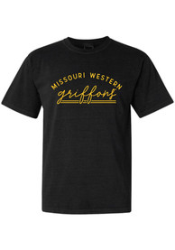 Missouri Western Griffons Womens New Basic T-Shirt - Black