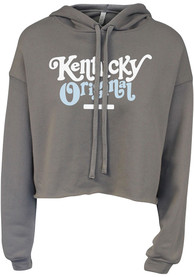 Kentucky Women's Storm Original Cropped Long Sleeve Lightweight Hood