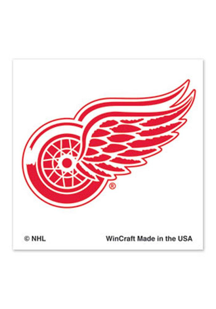 Detroit Red Wings 4 Pack Tattoo - Image 1