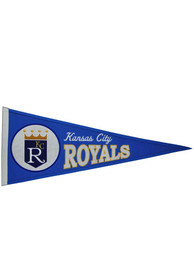 Kansas City Royals 13x32 Cooperstown Pennant