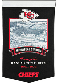 Kansas City Chiefs 15x20 Stadium Banner