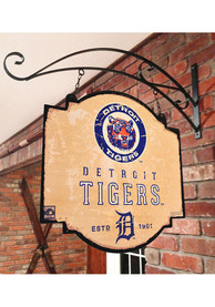 Detroit Tigers 16x16 Tavern Sign