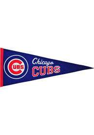 Chicago Cubs 13x32 Tradition Medium Pennant
