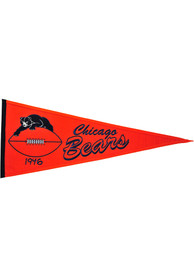 Chicago Bears 13x32 Throwback Pennant