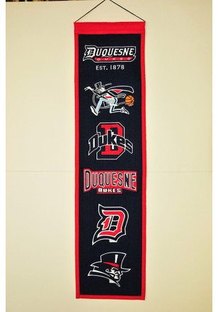 Duquesne Dukes 8x32 Heritage Banner