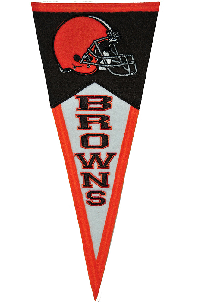 Cleveland Browns 6x15 Mini Pennant - Image 1