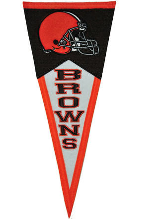 Cleveland Browns 6x15 Mini Pennant
