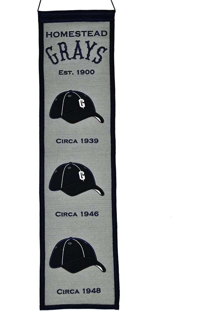Homestead Grays 8x32 Heritage Banner - Image 1