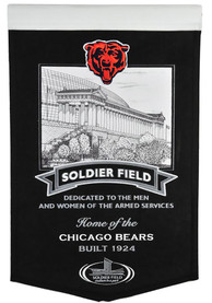 Chicago Bears Soldier Field Banner