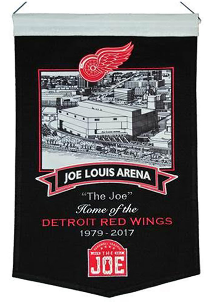 Detroit Red Wings 14x22 Stadium Banner 16667458