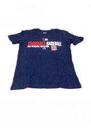 St Louis Cardinals Youth Navy Blue Youth Team Favorite T-Shirt