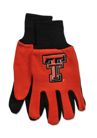 Texas Tech Red Raiders Sport Utility Gloves - Red