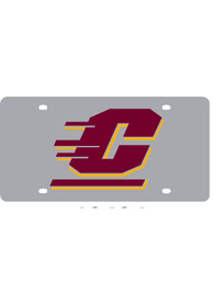 Central Michigan Chippewas Logo Car Accessory License Plate