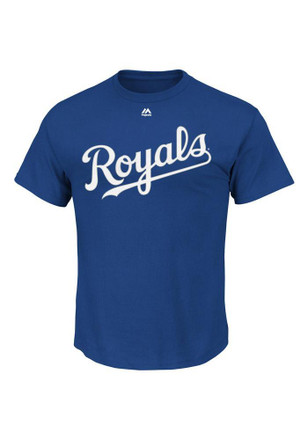 Alex Gordon Outer Stuff Kansas City Royals Kids Youth Gordon Blue Player Tee
