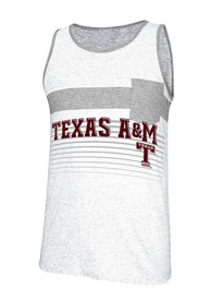 Texas A&M Aggies Adidas Originals Tank Top - White
