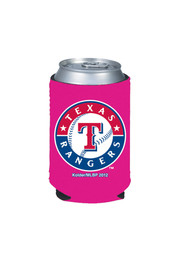 Texas Rangers Pink Can Coolie