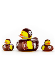 Texas A&M Aggies Baby 3pk Rubber Bath Accessory - Yellow